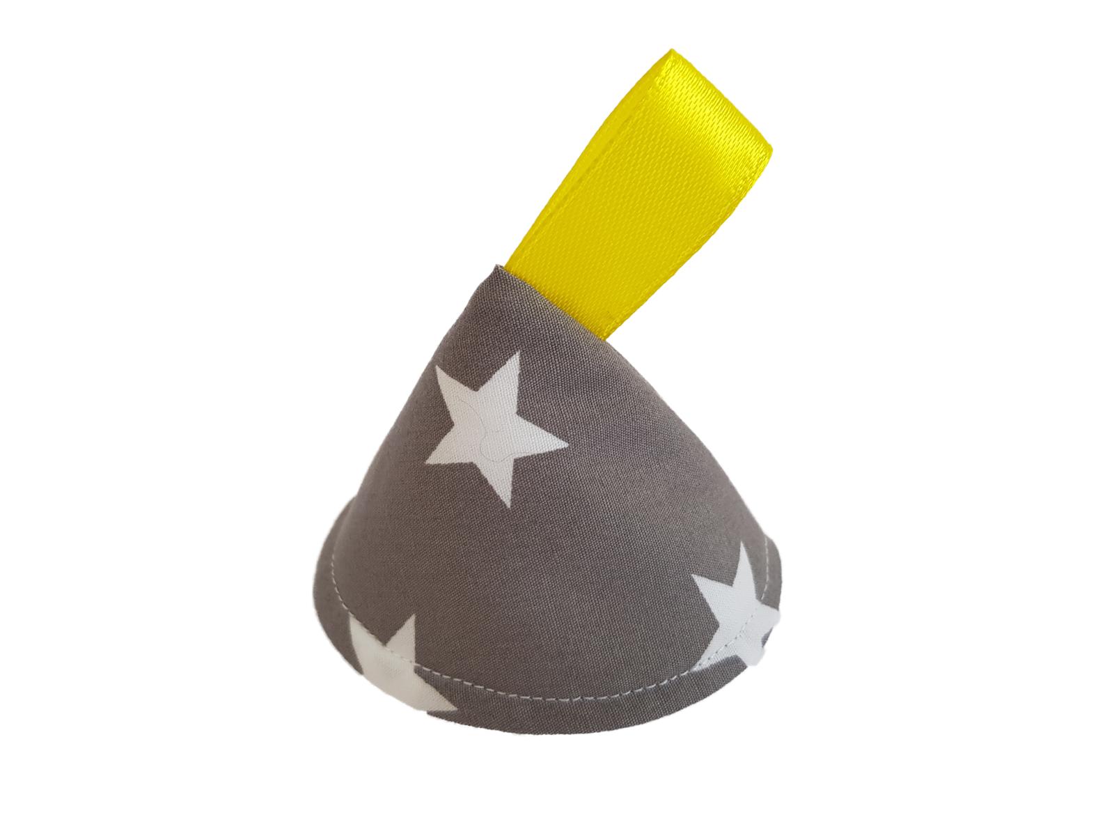 Estrella gris Pee Pee Tipi X 6 //// Wee detener conos Teepees //// Niño Bebé Ducha Regalo