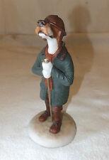 COUNTRY COMPANIONS Robert Harrop DOGGIE PEOPLE Pointer Figure Figurine DOG