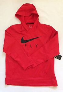 c7684ac7c023 BNWT Nike Therma Men s Pull Over Hoodie Sz XL new Red 826215795544 ...