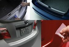 Scuffs Knocks Chips /& Scratches Protector For Bmw Black Door Sill Guard