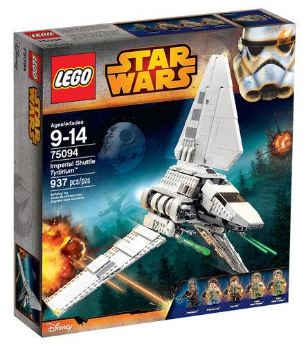 Lego 75094 Star Wars Imperial Shuttle tydirium-Brand New Factory SEALEED in UK