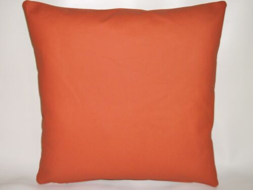 "Genuine Real Leather Cushion Cover 16"" 40cm Stylish Home Decor SewGoodShop"