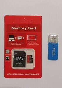 MICRO SD 256 GB PNY CLASSE 10 MICROSD CLASS SCHEDA DI MEMORIA CARD READER