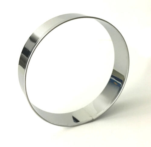 Acier Inoxydable art0014 Emporte-Pièce Emporte-pièce Ring 8 cm