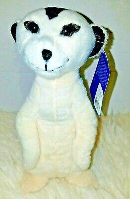 "Build A Bear The Lion King Timon Meercat 9/"" Plush Stuffed Bell Neck Collar"