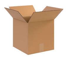 50 12x12x12 Cardboard Box Mailing Packing Shipping Moving Boxes Corrugated Carto
