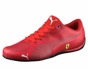 New-Puma-SF-drift-cat-5-ultra-mens-shoes-red-rosso-corsa-white-Black-305921-01