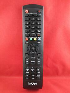 Mando a distancia original tv led inves solo valido si es - Distancia para ver tv led ...