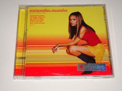 1 of 1 - Samantha Mumba Gotta Tell You CD