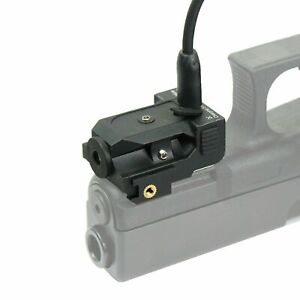 Micro-Green-Laser-Sight-Rechargeable-Subcompact-Pistol-Sight-Glock-Ruger-More