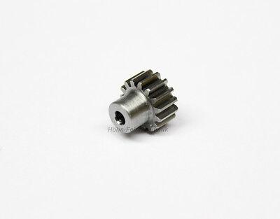 18 Denti Ingranaggio Cilindrico Modulo 0,6 Acciaio Ingranaggio