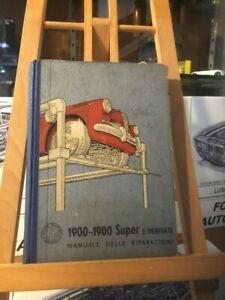 Alfa-1900-Repair-manual