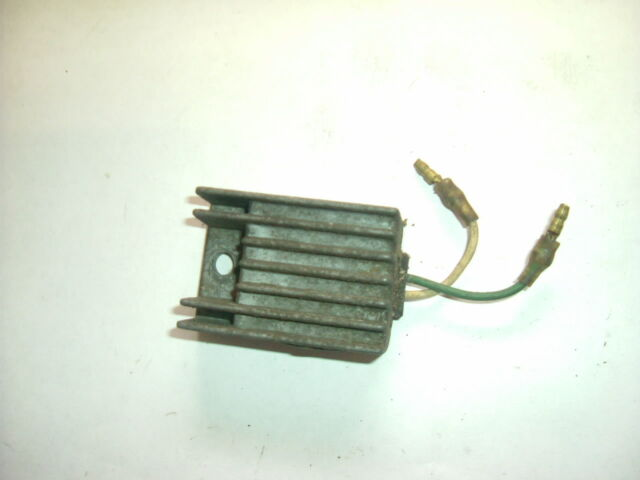 honda xl250 regulator rectifier 2 wires sh557 12 ebay rh ebay com honda cb750 regulator rectifier wiring