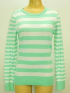 NWT-75-Puma-Women-Novelty-Sweater-Cabbage-light-green-White-568356-02