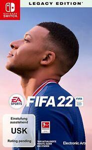 FIFA 22 Legacy Edition-Nintendo Switch
