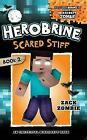 Herobrines Wacky Adventures 02 Herobrine Scared Stiff by Zack Zombie