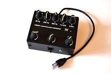 Microphone Sound Equalizer Compressor ICOM IC-703 IC-706 IC-7000 IC-7100