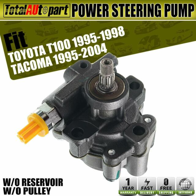 Power Steering Pump Cast Iron for Toyota T100 1995-1998 ...