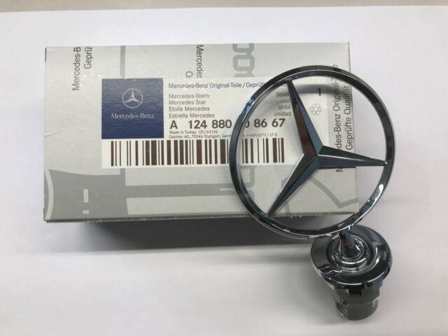 Mercedes Benz Original Stern Motorhaube W123,W126,W124,W201