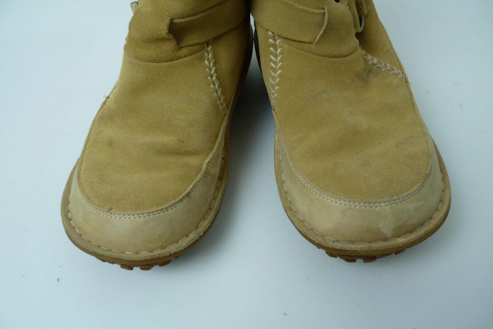 Sorel Woomen's  Beige Suede Shortie Stiefel Woomen's Sorel Größe 7.5 0e7325