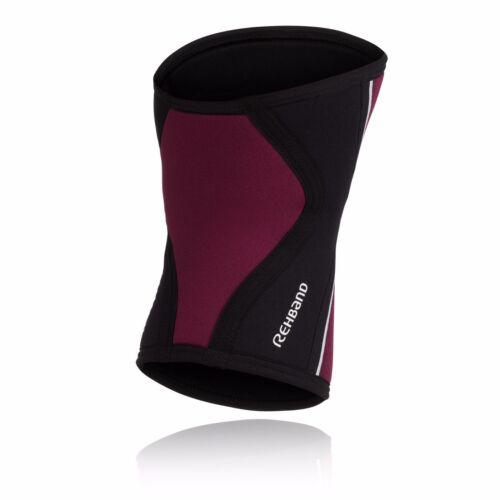 Rehband Kniebandage 105314 Kniegelenk-Bandage Kniebandage CrossFit5mm Bekleidung