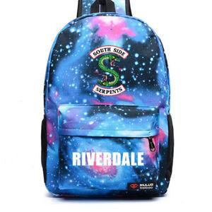Riverdale South Side School Book Bag Backpack