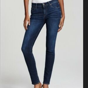 CITIZENS-OF-HUMANITY-Size-25-Avedon-Mid-Rise-Skinny-Jeans
