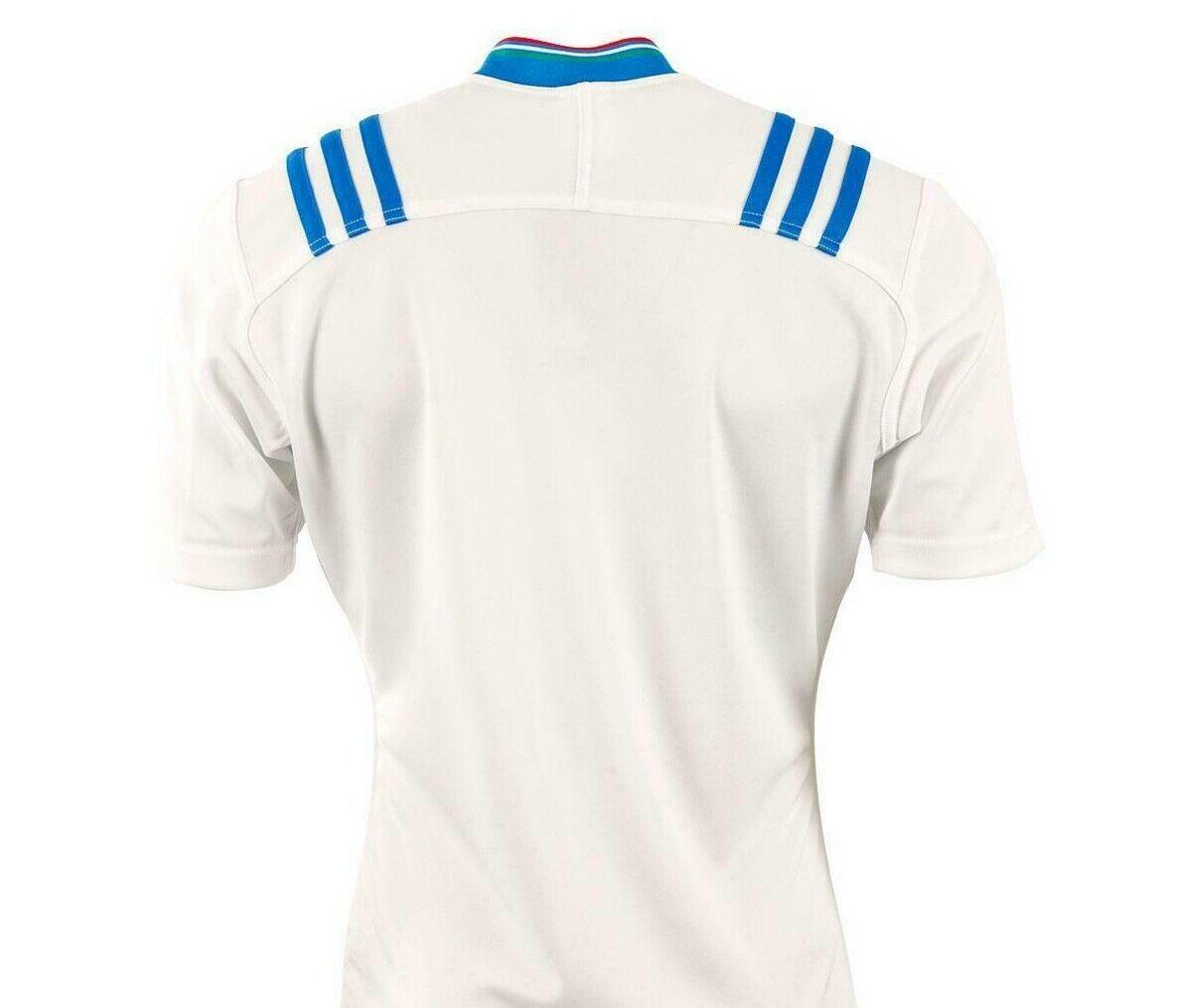 Fir Fir Fir f. I.R Italien Italia 2015 Adidas Trikot Hemd Herren Years Forwards Weißes 464758