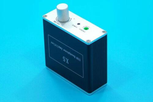 PCM2706 Dual TDA1308 Parallel Output USB DAC headphone Amplifier PC CS4344
