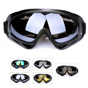 3e7b5505f9c Anti fog Dust Wind UV Ski Snow Snowboard Goggles Helmet Ski ...