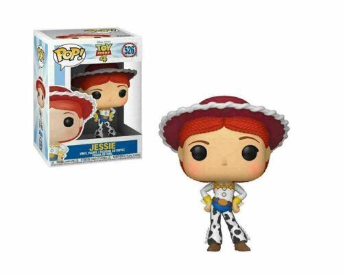 FUNKO Toy Story 4-Jessie POP 526 Vinyl Figure