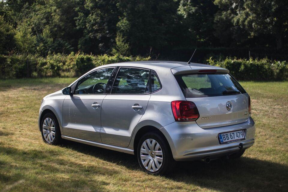 VW Polo, 1,6 TDi 90 Comfortline BMT, Diesel