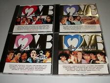 Love CD raccolta con Nik Kershaw ABC Tiffany Hall & Oates level 42 Smokie Sade