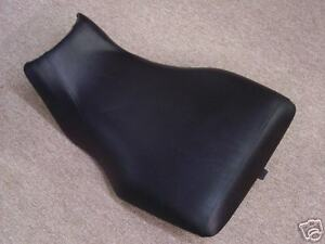 Kawasaki KLF220 KLF 220 Bayou Vinyl Replacement Seat Cover BLACK RED or BLUE