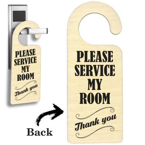 Do Not Disturb Porte Signe Hotel Guest House Housekeeping diverses quantités #1159