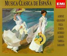 Musica Clasica De Espa€a (CD, Oct-1999, EMI) (cd1018)