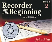 Recorder From The Beginning Book 2 Classic Edition 014027186