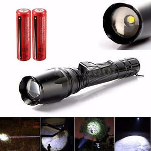 Elfeland-6000Lm-XML-T6-LED-Focus-Zoomable-Flashlight-Torch-Lamp-Light-Charger