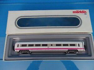 Marklin-4171-DB-ICE-Coach-1-kl-grey-white-extention-for-3371-TEE-set-001-8
