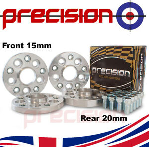 Staggered-Hub-Adapters-15mm-20mm-5x100-Hub-to-5x112-Wheel-for-VW-Golf