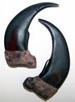 10 Model 3in Huge Black Bear Claws Rk17 Imitation Big Bear Claws Wild Animals
