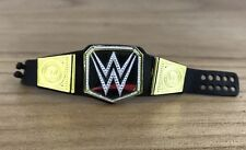 WWE Wrestling Mattel World Championship Title Belt Action Figure Accessory