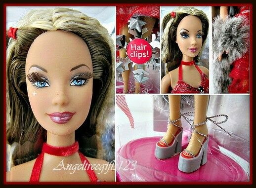 Bambole Fashion Giocattoli E Modellismo Barbie Golden Dreams Repro Nrfb Yet Not Vulgar