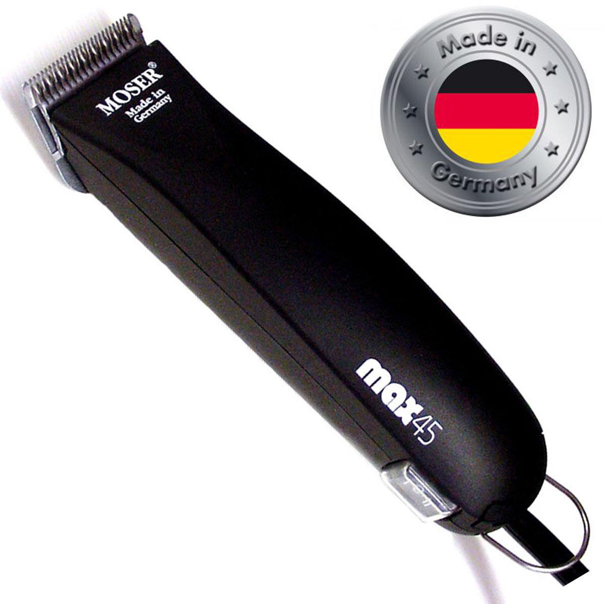 MOSER 1245 MAX45 Professional Corded Animal Clipper 1245-0066