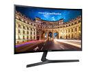 "Samsung C27F398 27"" Curved LED Monitor - Black"