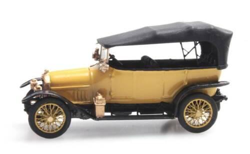 jaune terminé modèle-neuf Artitec 387.406-1:87: AUDI 10//28 civile neuf dans sa boîte