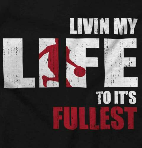 Living My Life To Its Fullest Basketball Gym Hooded Sweatshirts Hoodies For Men