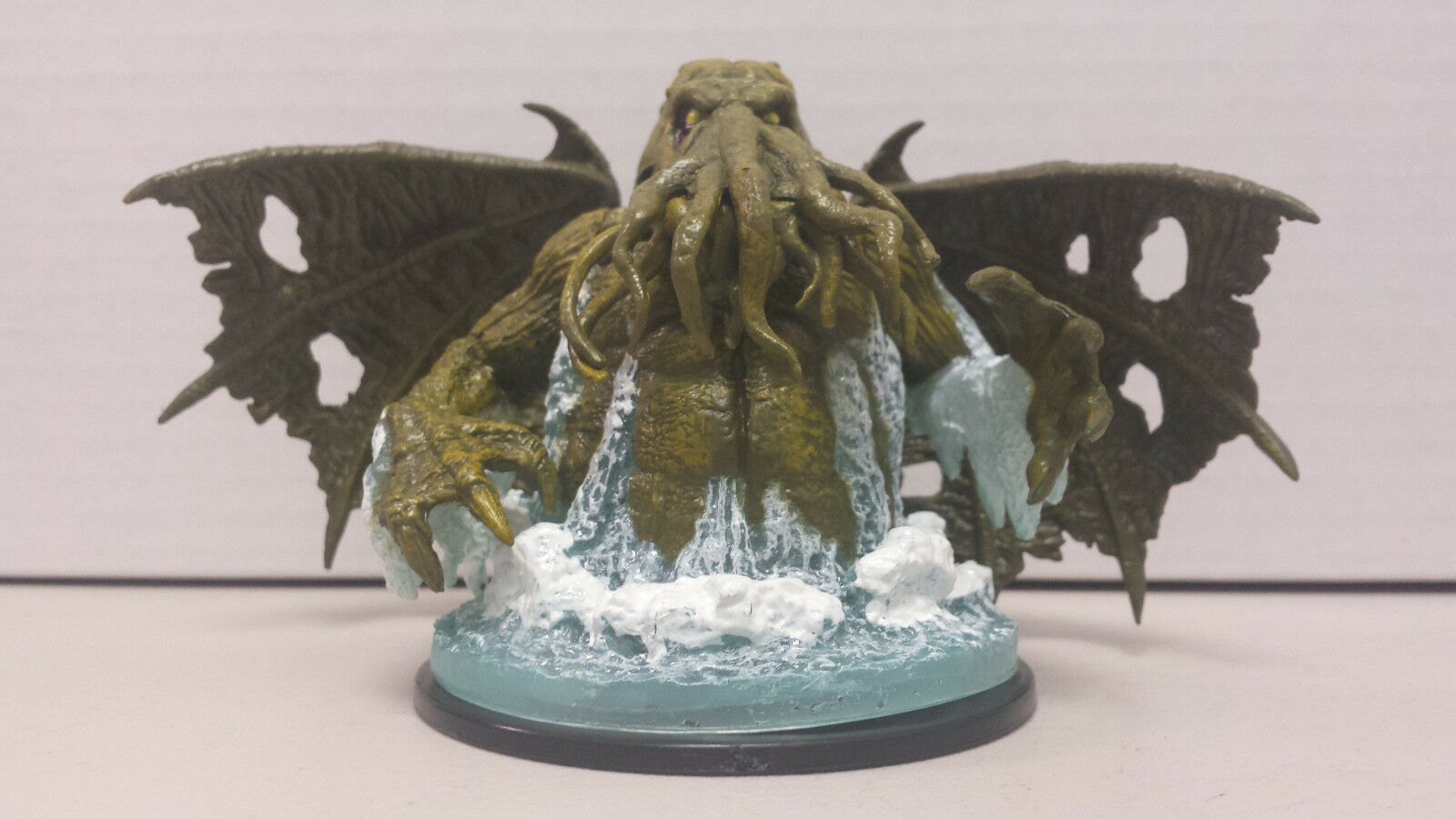 Star Spawn of Cthulhu Pathfinder Dungeons & Dragons Minis Miniatures Deadly Foes