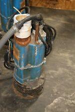 Tsurumi Submersible Water Pump Nk2 22 130gpm 3hp
