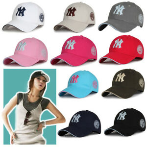 718db378 Details about Grey NY New York Yankees Hats Caps Mens Womens Baseball Caps  MLB Accessories